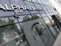 Alpha Bank ar putea cumpara divizia elena Emporiki pentru un euro