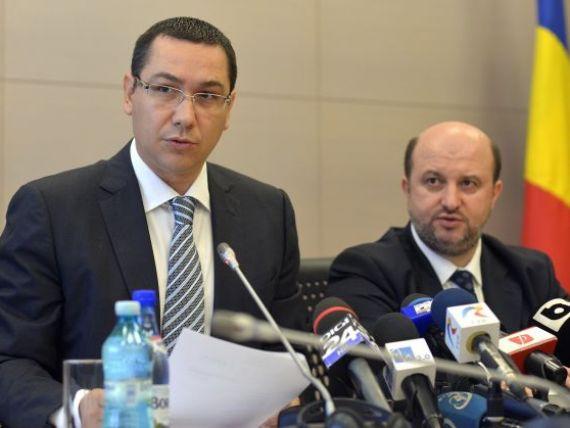 Ponta:  S-a incheiat circul. Guvernul va numi noi directori la Oltchim si va pregati o noua vanzare
