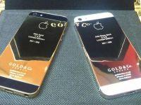 """Primul iPhone 5 realizat in totalitate din aur. Pretul, pe masura """"bijuteriei"""" FOTO"""