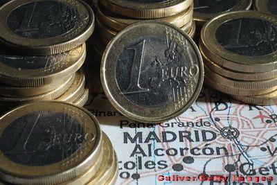 Moody s vede o  gaura  de 105 miliarde euro in sistemul bancar spaniol, de doua ori mai mare fata de datele oficiale