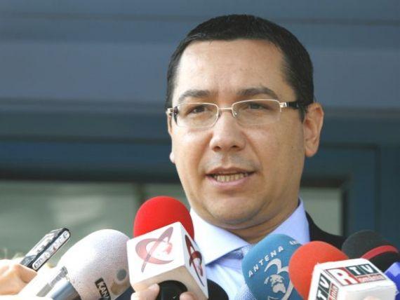 Ponta:  Circul lui Diaconescu ne-a costat deja foarte mult. Procurorii sa aplice legea
