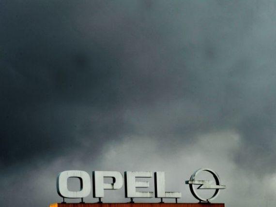 Opel, valoare zero. Fiat vrea sa preia producatorul german gratis de la General Motors