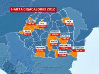HARTA GIGACALORIEI: Cat vor plati romanii la iarna pentru incalzire