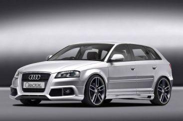 Nemtii de la Audi au lansat A3 Sportback, cel mai asteptat model al brandului