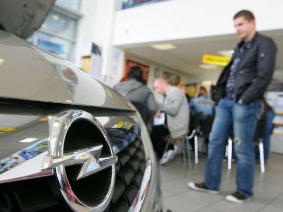GM reactioneaza vizavi de intentia italienilor de a cumpara Opel:  Nu este de vanzare