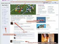 Marissa Mayer lucreaza la o schimbare revolutionara a yahoo.com. FOTO
