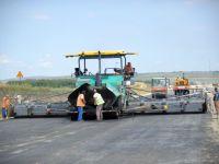 S-a anuntat termenul de finalizare a segmentului de autostrada Sibiu-Pitesti