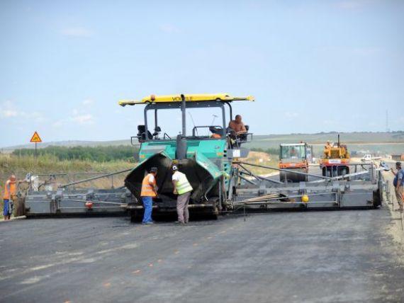 Solutia nemteasca pentru autostrada Comarnic-Brasov. Deutsche Bank ar putea finanta proiectul
