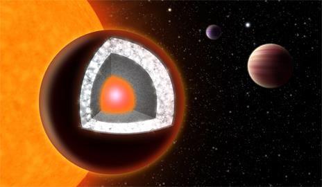 Un diamant de doua ori mai mare decat Terra. Descoperirea spectaculoasa a cercetatorilor