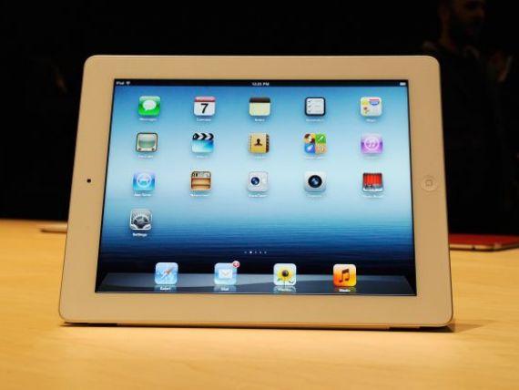 Apple prezinta iPad Mini pe 23 octombrie, cu 3 zile inaintea lansarii tabletei Microsoft Surface