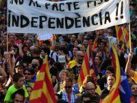 Criza alimenteaza separatismul in Europa. Ruperea Cataloniei de Spania ar lasa Madridul fara 20% din economie