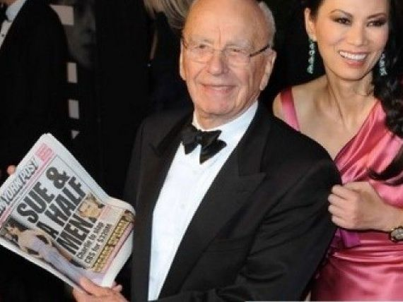 Declinul unui mogul cu 8 mld dolari avere. Rupert Murdoch poate pierde controlul unui imperiu media
