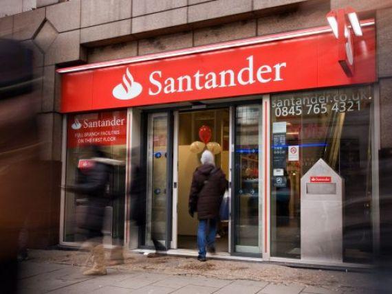 Standard  Poor rsquo;s  a retrogradat 11 banci din Spania, printre care Santander si BBVA