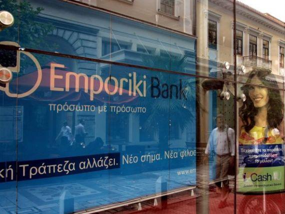 Vanduta pe un euro. Alpha Bank preia divizia elena a Emporiki de la Credit Agricole