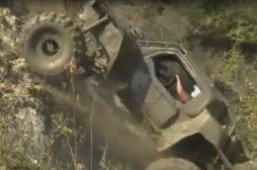 Fabricate si testate in Romania: masini offroad mai tari decat orice Hummer de razboi