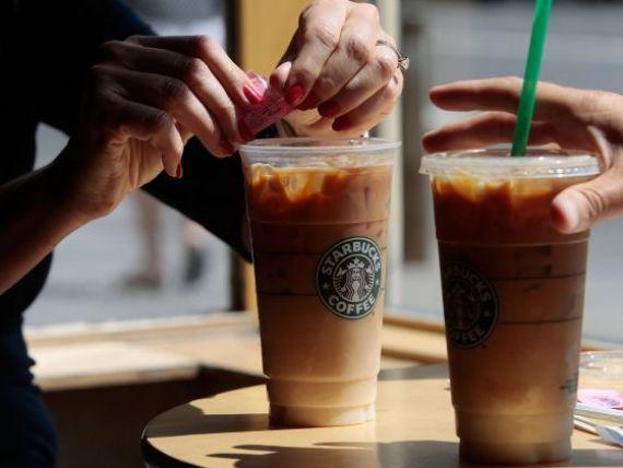 Starbucks, cel mai mare lant de cafenele din lume, acuzat ca nu-si plateste impozitele