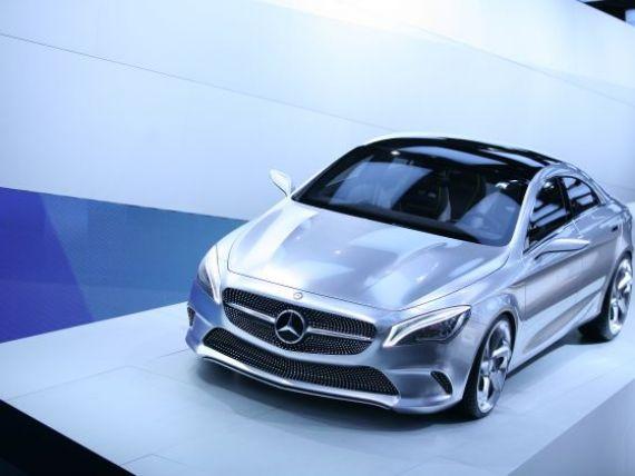 Mercedes aplica discounturi generoase, semn ca Germania cedeaza crizei economice
