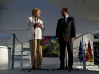 """Hollande: """"Motorul franco-german al Europei se poate bloca din cauza divergentelor legate de criza"""""""