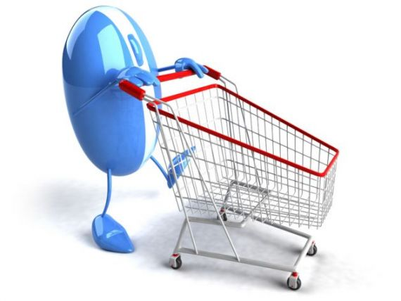 Mega Image vinde online pe platforma  Supermarket la tine acasa , dezvoltata in parteneriat cu eMAG