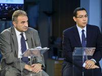 Ponta il lasa pe ministrul Finantelor la carma Guvernului, in timpul campaniei electorale