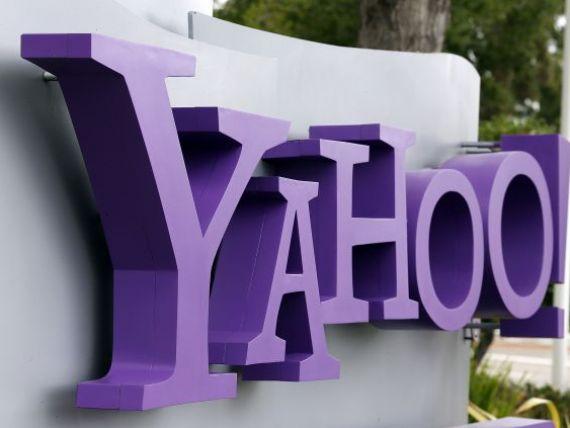 Yahoo raporteaza profit si vanzari peste asteptari in trimestrul III