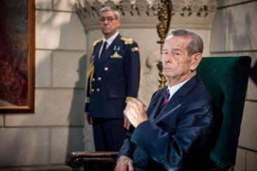 Regele Mihai I a implinit 91 de ani. Pe harta Capitalei a aparut o noua piata