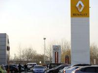 Veniturile Renault au scazut cu 13,3% in trimestrul al treilea, ca urmare a declinului din Franta, Italia si Spania