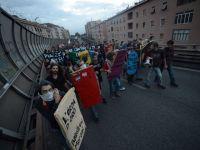 """Italienii, din nou in strada. """"No Monti Day"""" la Roma, impotriva masurilor de austeritate"""