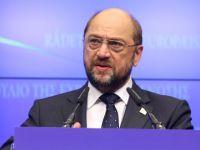 Presedintele PE, Martin Schulz, despre suspendarea fondurilor UE: Arata ca procesul de reforma nu a fost finalizat