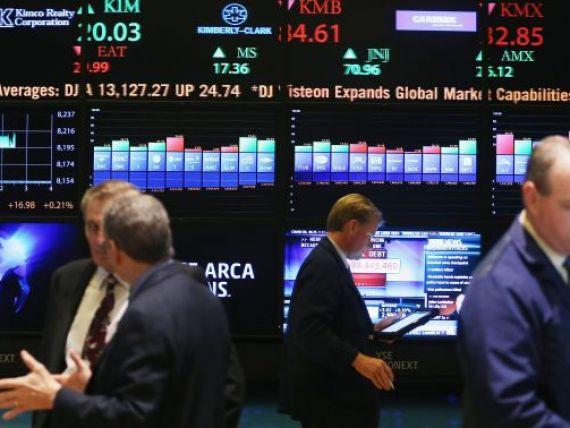 Bursa din SUA isi reia activitatea, dupa ce a fost inchisa doua zile din cauza uraganului Sandy
