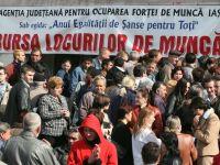 Romania avea, in septembrie, 700.000 de someri, mai multi barbati decat femei