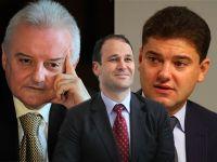 Cristian Boureanu, Robert Negoita si Irinel Columbeanu, executati silit pentru datorii cumulate de 6 mil. euro