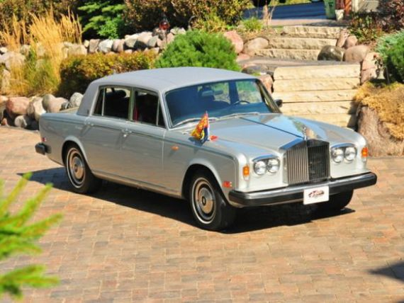 2 milioane de dolari pentru Rolls-ul unuia dintre cele mai controversate cupluri din istorie
