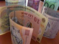 Leul marcheaza a 10-a sesiune consecutiva de apreciere in fata monedei unice. Cursul scade la 4,5171 lei pentru un euro