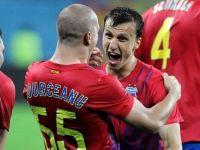 Steaua a fost invinsa de Chelsea, scor 3-1, si a ratat calificarea in sferturile Ligii Europa