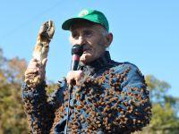1.500 de fermieri au protestat pentru subventii mai mari