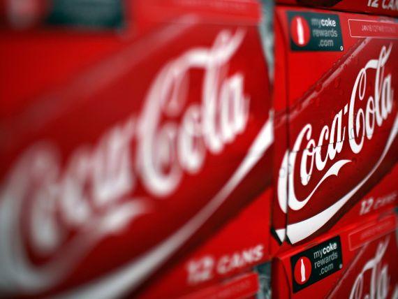 Coca-Cola va reduce costurile cu 1 miliard de dolari, pana in 2016, dupa declinul profitului