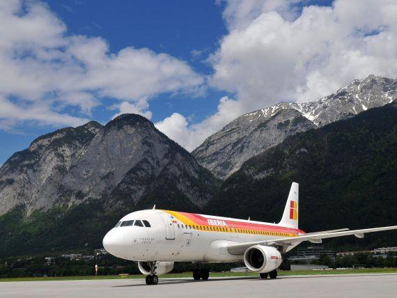 Operatorul aerian spaniol Iberia concediaza 4.500 de angajati
