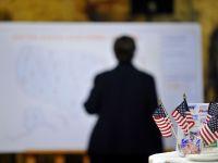 "Fitch: SUA risca sa intre in recesiune daca politicienii nu reusesc sa evite ""prapastia fiscala"""