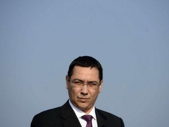 Ponta: Pentru anul viitor as fi mai degraba prudent sa vorbesc de cresteri salariale