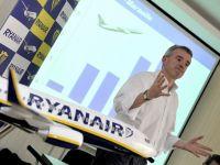 Compania aeriana Ryanair renunta la centurile de siguranta si scaunele din avion