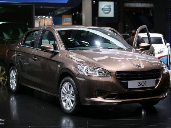 Modelul cu care Peugeot ataca piata clasei de mijloc din Europa de Est. Sursa de inspiratie: Logan