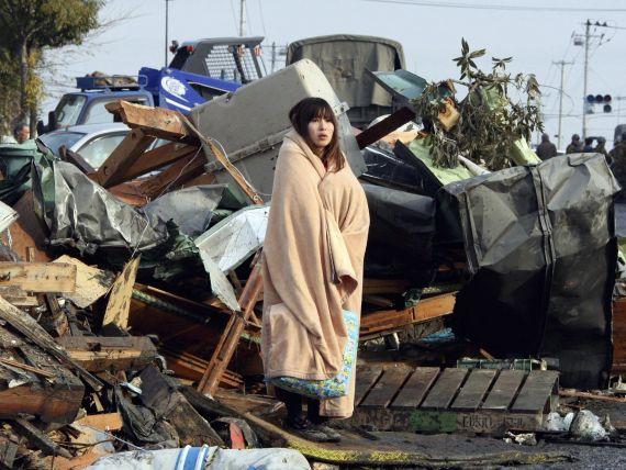 Economia Japoniei, cel mai abrupt declin de la cutremur