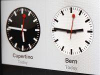Apple, obligata sa plateasca despagubiri Elvetiei. A copiat simbolul national