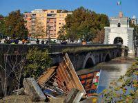 Roma este inundata