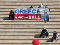 Grecia se afunda in recesiune. PIB-ul tarii a scazut cu 7,2% in trimestrul III