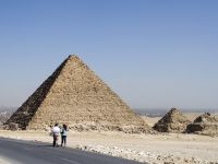 Piramidele din Egipt, amenintate cu distrugerea