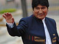 Presedintele Boliviei si-a triplat averea de cand a venit la putere