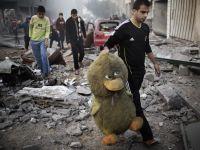 Fasia Gaza, bombardata de Israel pentru a 4-a zi consecutiv