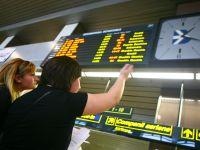 Trafic aerian perturbat la Cluj. Curse anulate sau cu intarzieri de pana la 8 ore